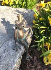Gartenfiguren & -skulpturen aus Bronze Wasserspeier