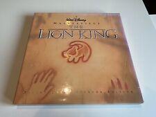 The Lion King Walt Disney Box Boxset Laserdisc LD englisch König der Löwen