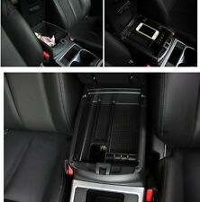 Central Storage Tray Armrest Container Box For Nissan X trail / Rogue T32 2014 +