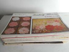 Vintage Lot 30 Scheewe Painting books Workbooks Patterns Tole Oil 1970s