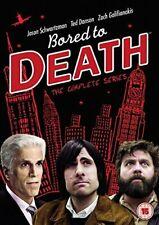 Bored to Death  Season 13 [DVD] [2016]