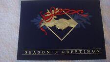 Wholesale Lot 200 Holiday Christmas Greeting Cards Custom Printable NuArt USA A2