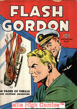 FLASH GORDON  (1941 Series)  (FOUR COLOR) (DELL) #1 FC #10 Very Good Comics Book
