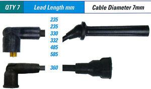 Spark Plug Leads FOR Hyundai Sonata Y-2 III Y-3
