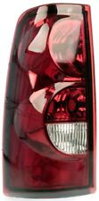 Taillight Tail Light Lamp Chevy GMC Left Driver Side Dorman 1610922 01 02 03