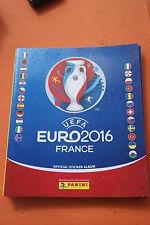 **PANINI UEFA EURO CUP 2016 Leeralbum mit 6 Bilder*NEU****
