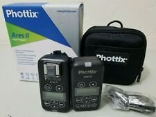 Phottix Ares II Flash Trigger for Digital Photography MINT WITH BOX