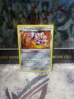 Solgaleo Holo Rare 142/236 Cosmic Eclipse pokemon fire 🔥 sale