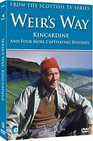 Weirs Way Kincardine and 4 More Episodes  STV Scottish TV Series Documentary DVD