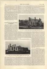 1921 Whitebirk Electricity Generating Station Blackburn The Fortress Of Heligola