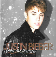 Under the Mistletoe [CD/DVD] [Deluxe Edition] by Justin Bieber 2011, New