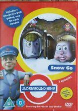 DVD Underground Ernie Snow Go [NEW]