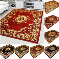Brand New Classic Traditional Persian Style Floral Shiraz Rugs Carpets (S,M,L,X)