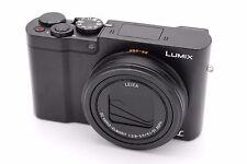 Panasonic Lumix DMC-ZS100 (Lumix DMC-TZ100) 20.0MP Digital Camera - Black