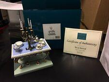 Walt Disney Classics Collection WDCC Cinderella Tea for two