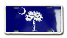 "New! South Carolina "" STATE FLAG ""  License Plate SC"
