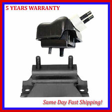 Engine Motor & Trans Mount 3078 2639 Set 2PCS For 2001-2011 Ford Ranger 2.3L