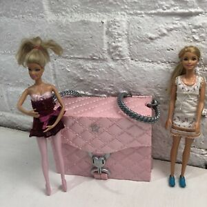 2 Barbie  Bundle Bag  Good Condition
