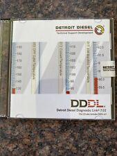 Detroit Diesel Diagnostic Link(DDDL 6.40 & 7.02)✔Troubleshooting✔video