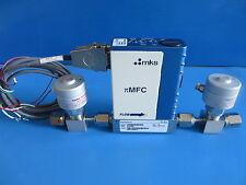 MKS P5A013103R5T0 MFC Mass Flow Controller 1000 SCCM Gas N2 & Fujikin Valves