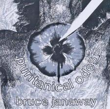 Bruce Janaway - Puritanical Odes (NEW CD)