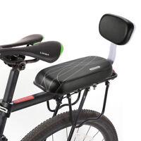 Bike seat cover BLACK sheepskin Cruiser type with 25mm foam insert