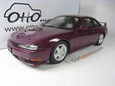 NISSAN SILVIA S14A 1997 1/18 OTTO MOBILE (FUSHIA)