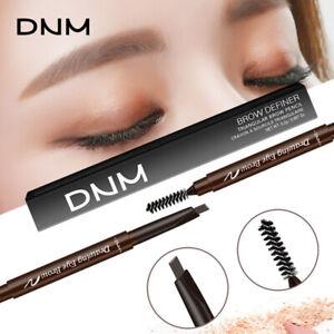2in1 Drawing EyeBrow Pen Pencil Tint Drawing Microblading Enhancer Waterproof