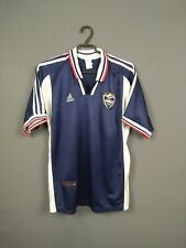 Yugoslavia Jersey 1998 2000 Home XL Shirt Adidas Football Soccer ig93
