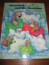 E712)ALTES KINDERBUCH SUSANNAH AND THE SANDMAM LAIMGRUBER ENGLISCHE SPRACHE 1996