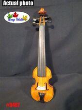 "Baroque style SONG Brand Pochette violin 5 3/4"", warm sound #9487"
