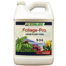 Dyna Gro Foliage Pro 9-3-6 Gallon 128 oz. Fertilizer Plant Food Nutrients