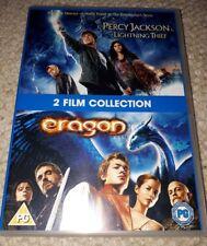 Percy Jackson & Lightning Thief / Eragon 2 film DVD Harry Potter Pierce Brosnan