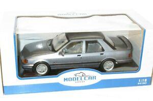 1/18 Ford Sierra Sapphire Cosworth - 1988 - Blue Metallic - Diecast Metal Model