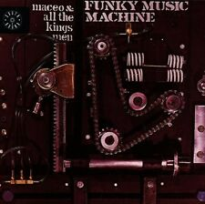 Maceo Parker, Maceo & All the King's Men - Funky Music Machine [New CD] UK - Imp