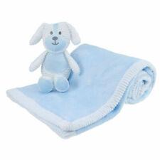 Baby Girl Soft Pink Blanket 118 x 87 cm Christening Birth Shower Gift Birthday