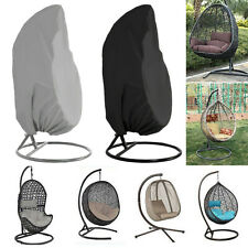 Waterproof Garden Patio Hanging Swing Egg Chair Home Furniture Cover Protector