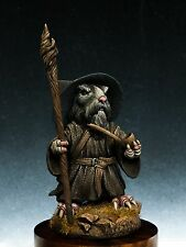 Gandalf Cartoon Mouse tail 40mm Painted resin figure LoTR The Lord of the Rings
