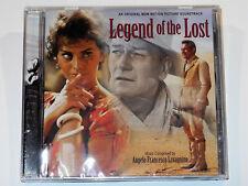 Angelo Francesco Lavagnino LEGEND OF THE LOST John Wayne Rare Soundtrack CD New
