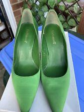 Lk Bennett Fresh Ladies Shoes Eu36 Green