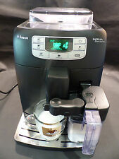 Saeco Intelia One Touch Cappuccino HD8753 Kaffeevollautomat Espressomaschine