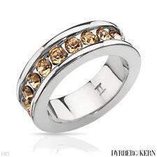 DYRBERG/KERN of DENMARK! Kallahari Collection New Ring Size 9(IV)