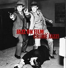 Jazz On Film... Crime Jazz! - Various Artists (NEW 8CD)