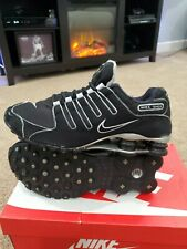 🔥🔥Nike Shox NZ Men Athletic Running Shoes mens Size 10 used. 2008