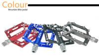 New Aluminium Carbon Road BMX MTB Mountain Bike 3 Bearings Pedals Bicycle Pedal