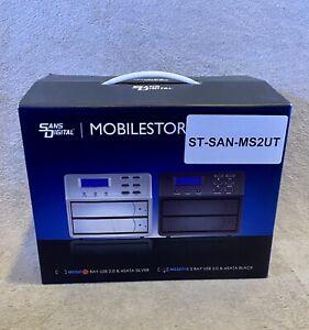 Sans Digital Mobilestor MSUT