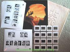 THE PRINCE OF EGYPT PRESS KIT 13 STILLS 16 SLIDES Movie Poster Art On Cover