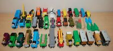 Lot of 31 Thomas the Train Wood Cars and Other Vehicles