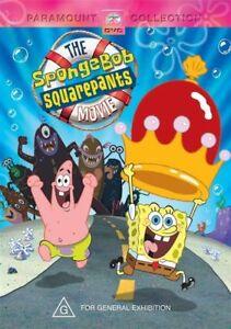 Spongebob Squarepants: The Movie (DVD, 2004) Region 4
