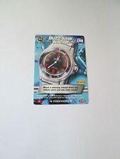 James Bond 007 Spy Common card 074 Buzz-saw watch (Test series)
